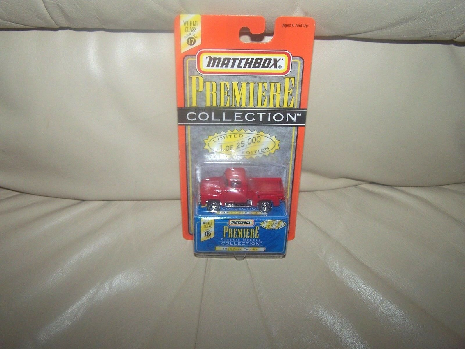 1997- MATCHBOX PREMIERE - CLASSIC MUSCLE COLLECTION SET- SET- SET- SERIES 17 - 1 OF 25,000 a2bc88
