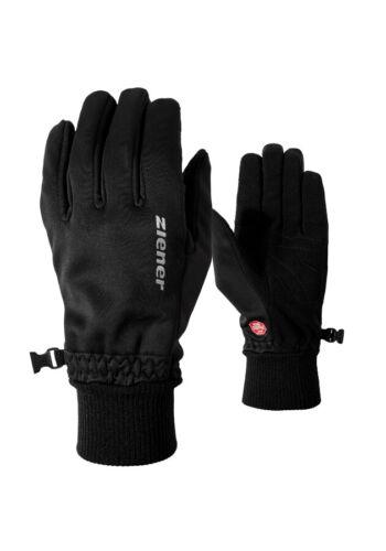 Ziener Multisport Handschuh Idealist Gr 6 7 8 9 10 11 Softshell Gore Tex Laufen