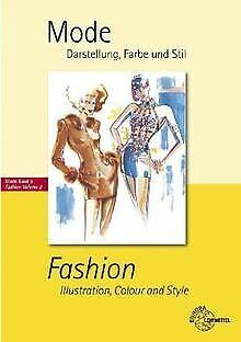 Mode 2. Darstellung, Farbe und Stil: Lehrbuch, Ar... | Buch | Zustand akzeptabel