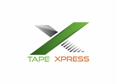"""1//2/"""" x 60 yd Gaffers White Audio Stage Adhesive Tape Spike Tape No Residue"""