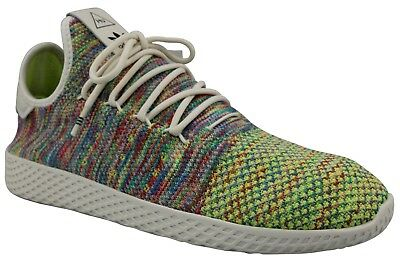 ADIDAS Pharrell Williams Tennis HU Primeknit MULTICOLOR GINNASTICA BY2673