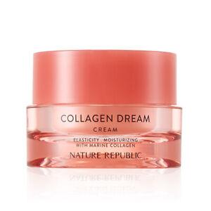 Nature Republic Collagen Dream 70 Cream 50ml Free gifts