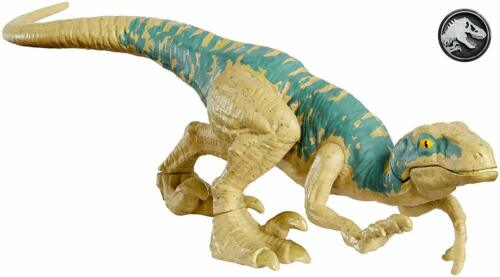 Jurassic World Dinosauro Velociraptor Echo Azione e Attacco Giocattolo 3+