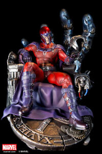 XM-Studios-MAGNETO-1-4-Scale-Statue-BRAND-NEW-UNOPEN-WITH-COIN-FREE-SHIPPING