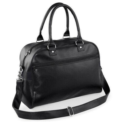 tout blanc blanc noir Soft fourre français classique Premium rouge Original sac noir marine Pu noir Sac à Bagbase Tissu bg95 Retro main blanc xZCwxqH0