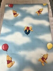 Details About 1 Roll Disney S Winnie The Pooh Wallpaper Double Rolls Clouds Balloons