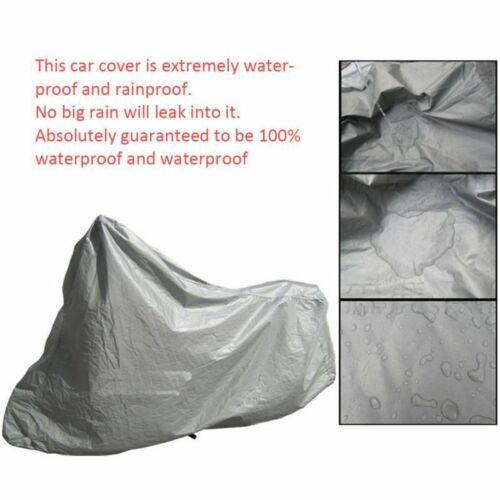 Waterproof Bike Rain Snow Dust Cover Bicycle Protective Useful Outdoor Protector