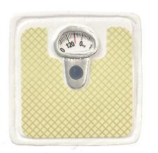 Dollhouse Miniature Bathroom Weight Scale 1:12 size