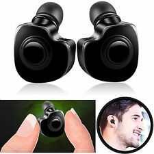 Mini Bluetooth Earphone Wireless Stereo Headset Earbud For Apple iPhone 7 6S 5S