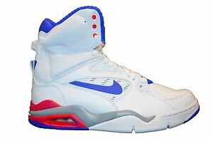 Image is loading Nike-Air-Command-Force-White-Blue-Orange-Sixers-