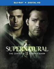 Supernatural: The Complete Eleventh Season (Blu-ray Disc, 2016, 4-Disc Set)