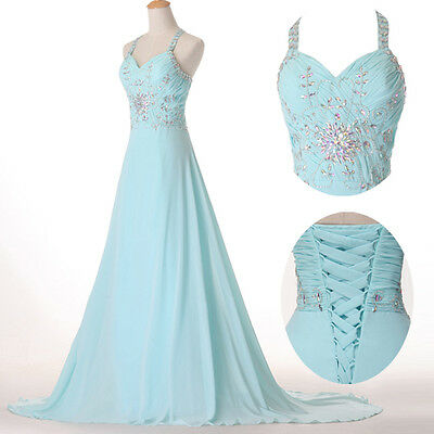 New Stock Long Formal Evening Gown Bridesmaid Prom Dress Bridesmaid Party Dress