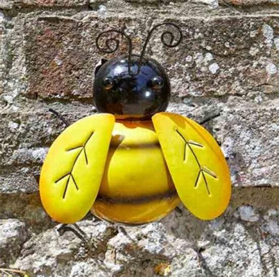 Flamboya Large Decor Garden Outdoor Ornament Weather Resistant Bee ...