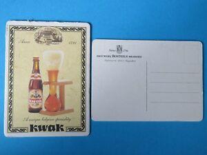 25 Tripel Karmeliet Belgian Ale Pub Beer Mats CoastersUnused
