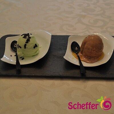 50 Premium Fingerfood Schalen Sky Dessert Schale Tappas Dippschale weiß edel
