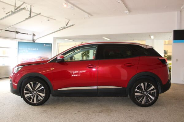Peugeot 3008 1,5 BlueHDi 130 Allure EAT8 - billede 1