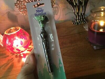 Official Disney Store Mary Poppins Returns 3D Parrot Umbrella Black Ink Pen NEW