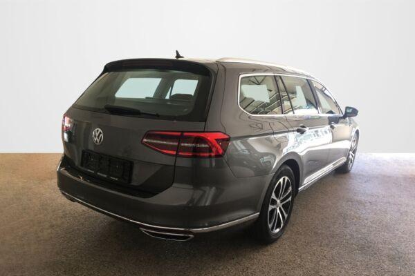 VW Passat 2,0 TDi 190 Highl. Variant DSG 4M - billede 3