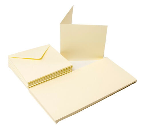 4 x 4  Cards and envelopes-Paper Palace