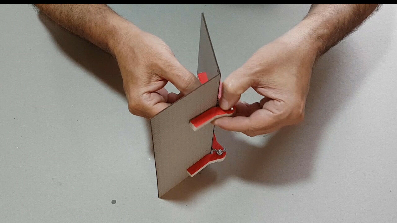 Magnetic Magnetic Magnetic Clamp Set  Snap & Glue   (4 pcs) Super strong 14,400 Gss magnets. 3bdd31