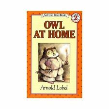 Owl at Home I Can Read Level 2