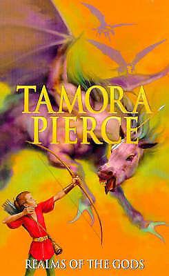 Realms of the Gods (Immortals), Pierce, Tamora, Good Book