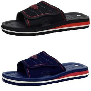 c4f66dd25 New Mens Flip Flops beach summer toe post eva Shower Mules Sandals ...