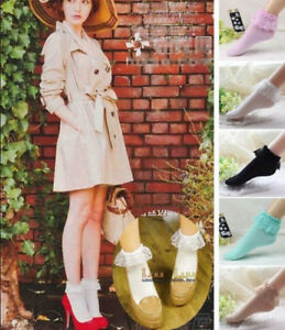 Vintage-Lace-Ruffle-Frilly-Ankle-Socks-Fashion-Ladies-Princess-Girl-Gift-5-Color