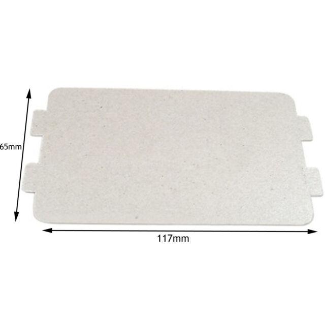Genuine AEG Microwave Waveguide Side Cover