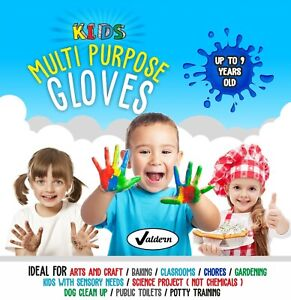 Kids-Multipurpose-LATEX-FREE-POWDER-FREE-DISPOSABLE-Gloves-for-Children-School