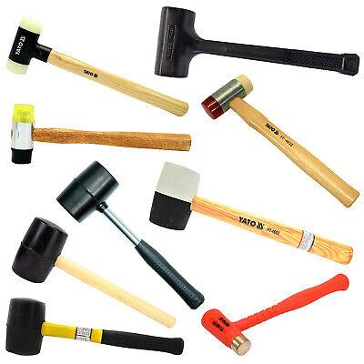 Gummihammer 55mm Schonhammer halb weich Pflasterhammer Ausbeulhammer Hammer