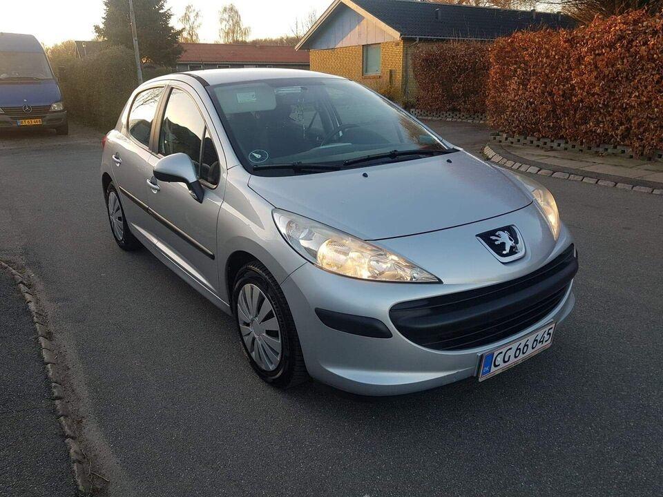 Peugeot 207, 1,6 HDi 110 Premium, Diesel
