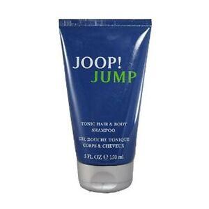 JOOP-JUMP-TONICO-PER-CAPELLI-amp-CORPO-SHAMPOO-150ml-5-FL-OZ-SENZA-CONFEZIONE-Rivenditore-Regno
