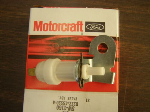 NOS OEM Ford 1972 1973 Mustang 3 Speed Manual Transmission Backup Light Switch