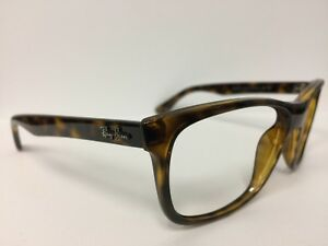 364b478699f Authentic Ray-Ban RB 4181 710 51 Brown Tortoise Sunglasses Frame ...