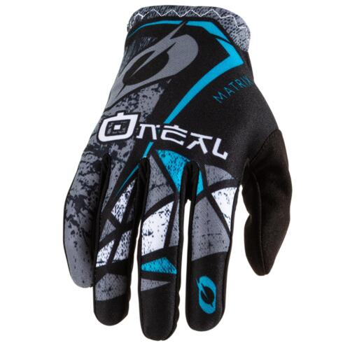 O/'Neal Matrix Fahrrad Handschuhe ZEN Moto Cross MTB DH MX Mountain Bike Downhill