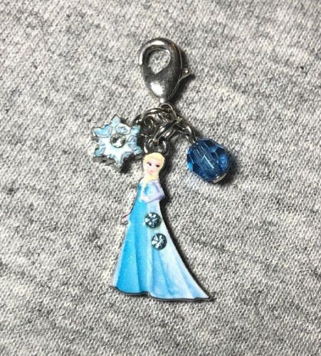 Frozen Elsa With Snowflake Charm Disney Parks Charmed In The Park