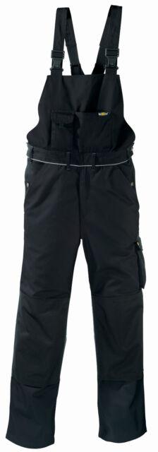 50 Travail Noir Pantalons Cordura De Toile Texxor 42 64 Salopette Ebay xqSBwnFT
