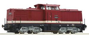 ROCO-h0-70810-Locomotive-BR-110-091-6-de-la-DR-034-Dcc-Digital-Sound-034-NEUF-neuf-dans-sa-boite