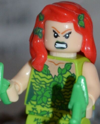 DCB6 DC Super heroes Poison Ivy 6860 figure Batman 76035