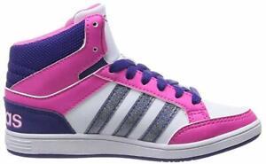 Adidas-Hoops-Mid-Scarpa-Sneakers-Donna-Col-vari-tg-varie