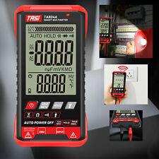 Digital Multimeter Ammeter Ac Dc Voltage Ohmmeter Tester Meter Auto Range E0i2