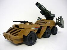 "GI JOE MEAN DOG Vintage 16"" Action Figure Vehicle Tank COMPLETE 1988"