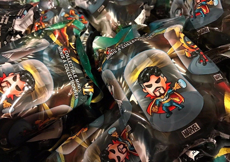 Marvel Doctor Strange da Collezione Personaggi 24 Mistero Mini Domez Confezioni