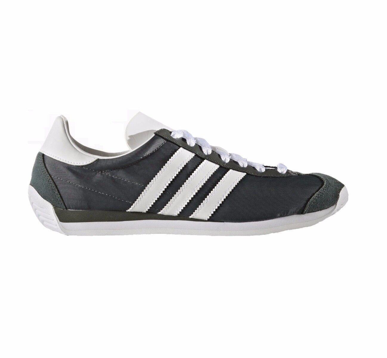 Adidas Country Og Damen Laufschuhe Größe 3.5 zu 6.5 Utility Efeu Sportschuhe Neu