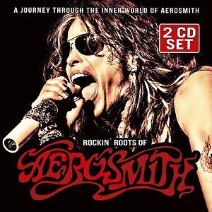 AEROSMITH-ROCKIN-039-ROOTS-OF-AEROSMITH-2-CD-NEW