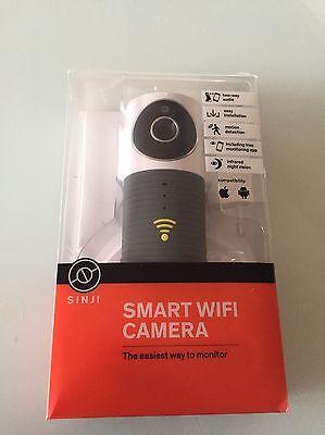 Sinji Heimsicherheit Kamera WiFi IP Monitor Smart-phones