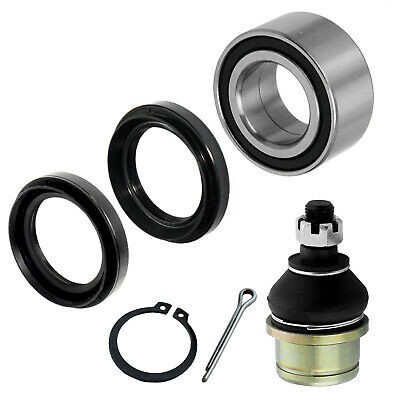 2 FRONT WHEEL KNUCKLE BEARING JOINT FOR Honda TRX500 FOREMAN RUBICON 500 15-19