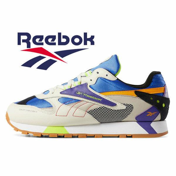 Reebok Classic CL LTHR ATI 90s Running shoes Sneakers DV5374 SZ5-12