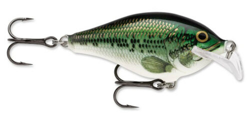 Rapala Scatter Rap Crank 05 Fishing Lure Baby Bass